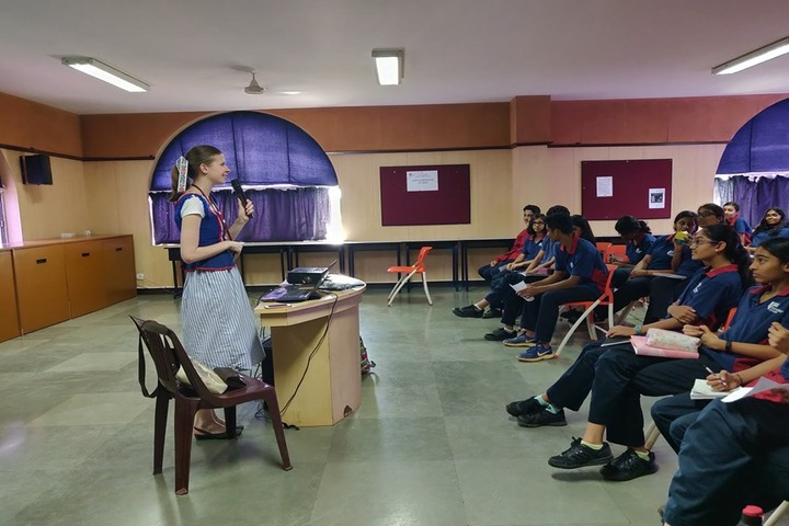 Vidyashilp Academy-Seminar