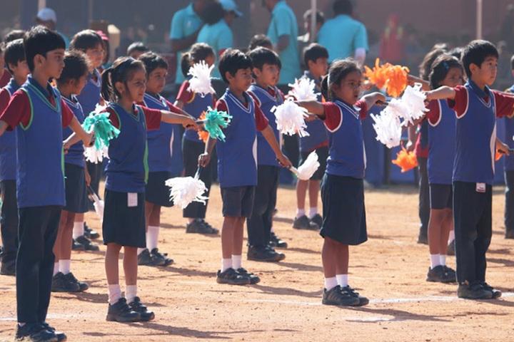 Vidyashilp Academy-Sports Day