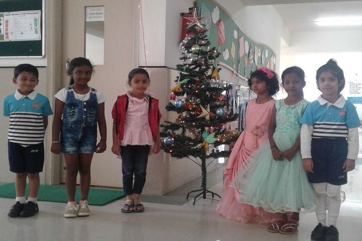 The Sudarshan Vidya Mandir-Christmas Celebrations