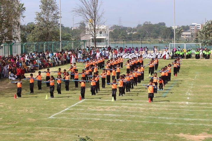 The Sudarshan Vidya Mandir-Sports Day Celebrations