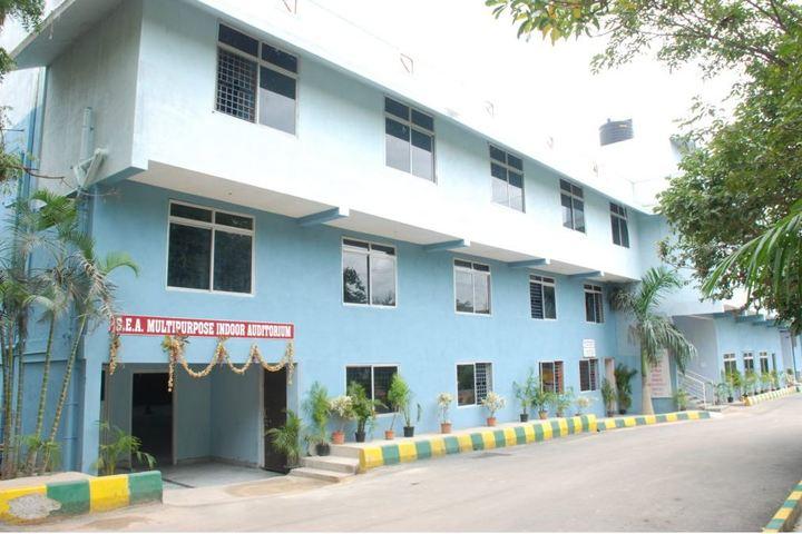 South East Asian International School-Auditorium