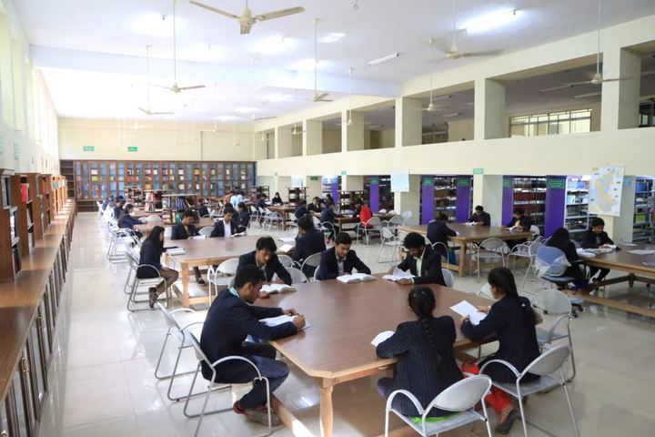 South East Asian International School-Library