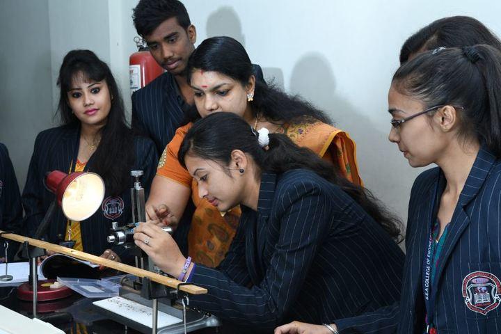 South East Asian International School-Physics Lab