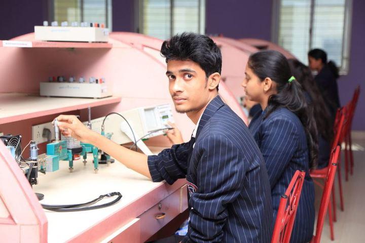 South East Asian International School-Science Lab