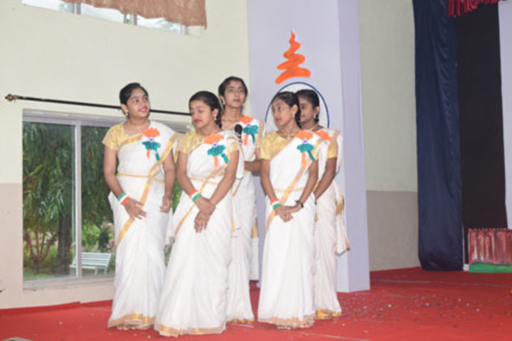 Green Valley National School-Republic Day