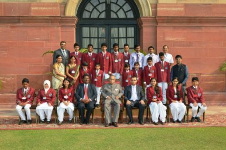 Green Valley National School-Tour to Delhi