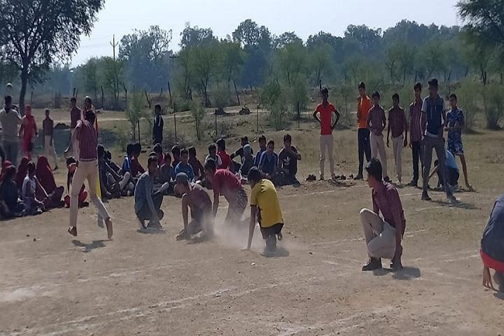 DAV Mukhyamantri Public School-Kho Kho