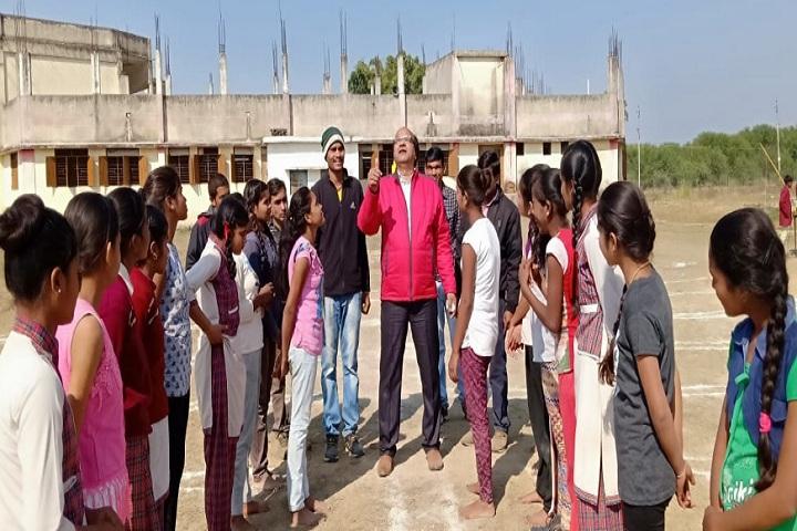 DAV Mukhyamantri Public School-Tossing