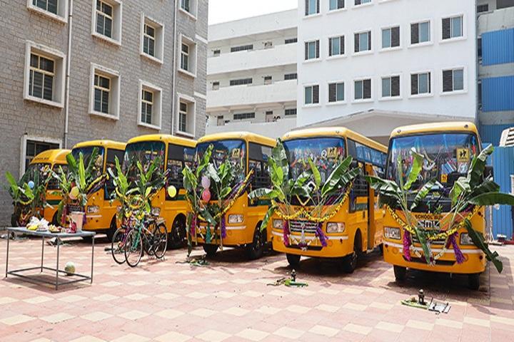 Seshadripuram Public School-Transport