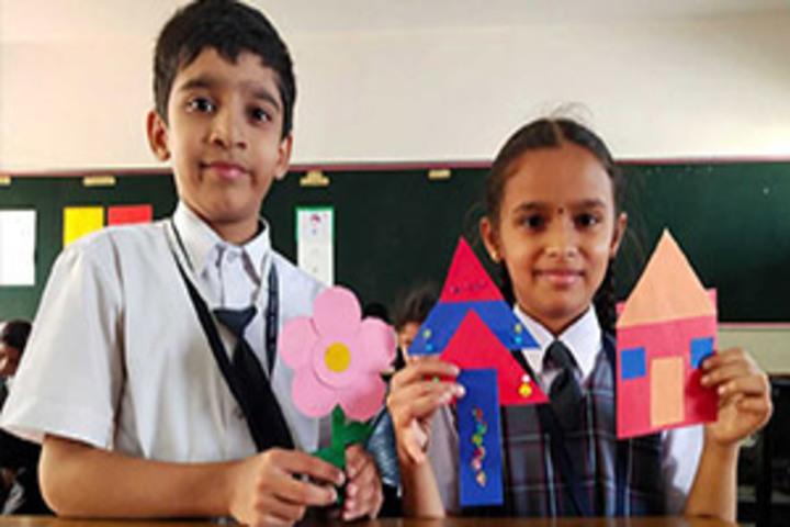 Seshadripuram Public School-Art and Craft