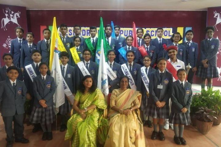 Seshadripuram Public School-Investiture Ceremony