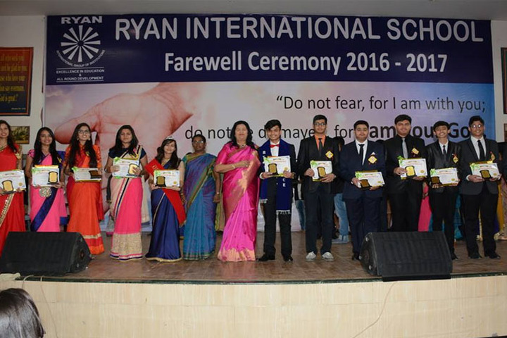Ryan International School-Certification