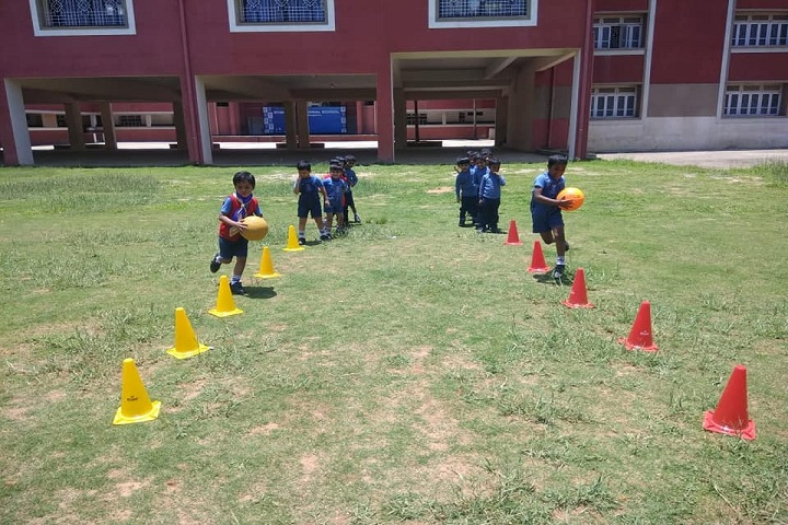 Ryan International School-Games