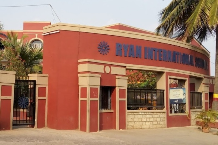 Ryan International School-School Entrance