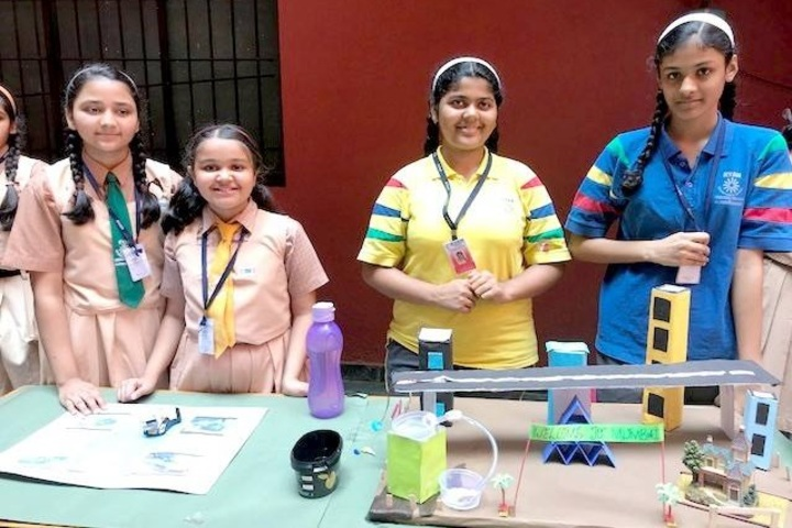 Ryan International School-Science Exhibition