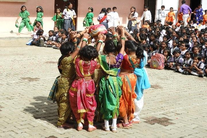Varin International Residential School-Dance