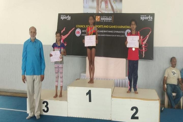 Varin International Residential School-Gymnastics