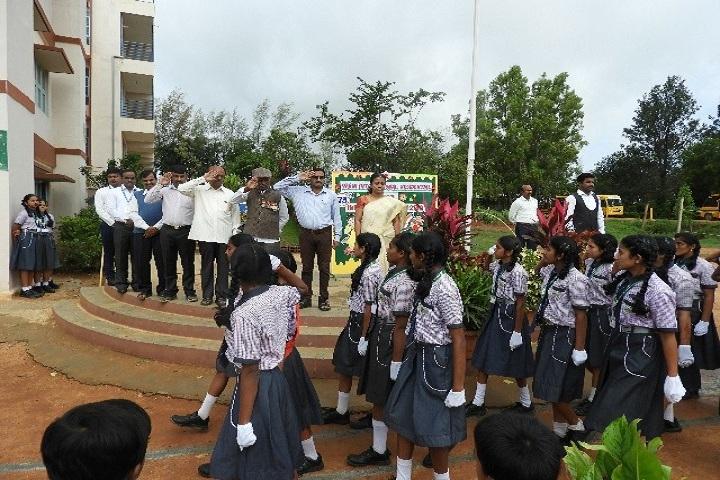 Varin International Residential School-Independences Day