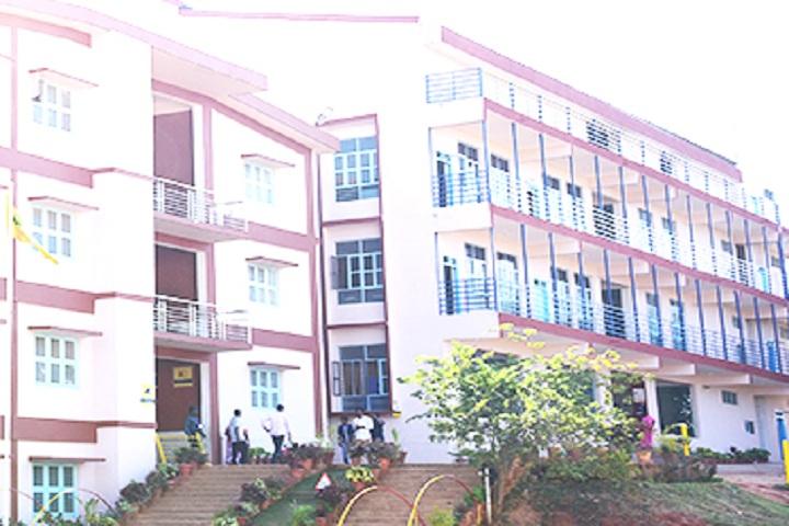 Varin International Residential School-School Building