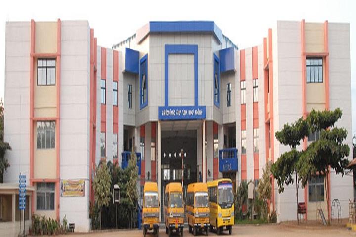 Basavarajeswari Public School And College-Campus