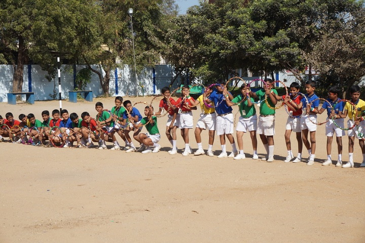 Basavarajeswari Public School And College-Games