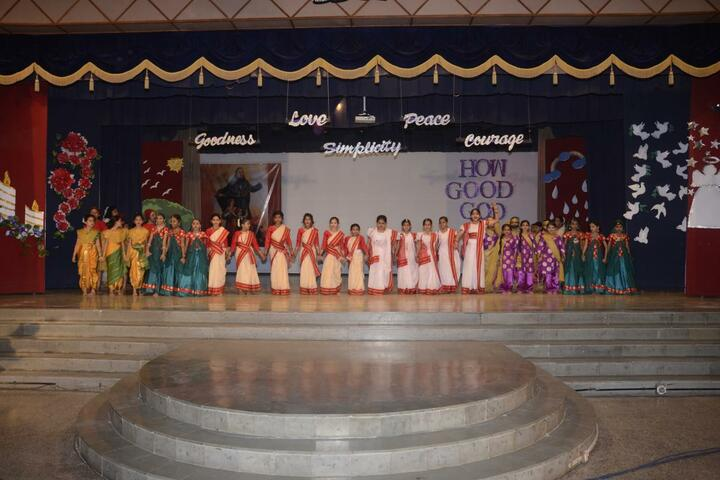 St Joseph High School-Cultural Event