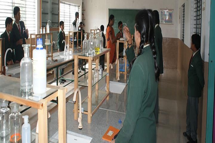 Gnanodaya Public School-Chemistry Lab