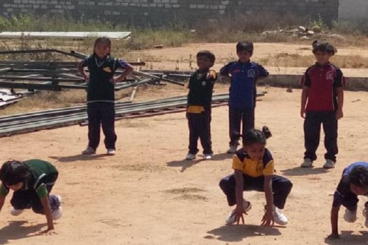 Gnanodaya Public School-Games