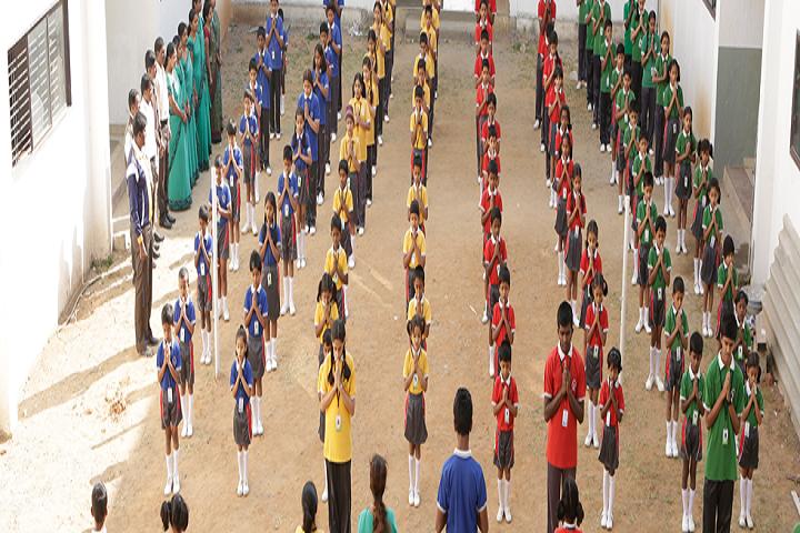 Gnanodaya Public School-Prayer