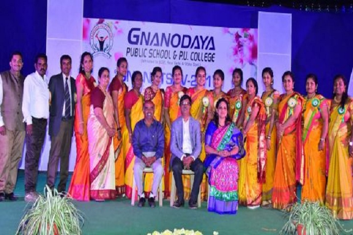 Gnanodaya Public School-Staff