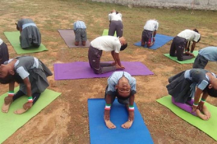 Gnanodaya Public School-Yoga