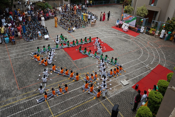 St Dominics School-Independence Day Celebrations