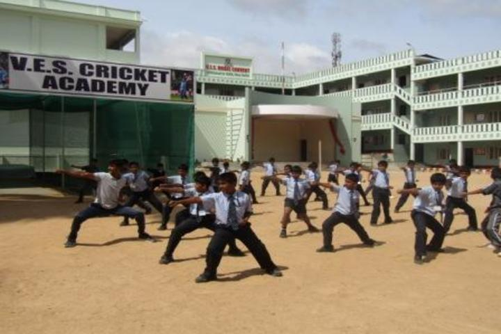 V E S Model Convent-Karate