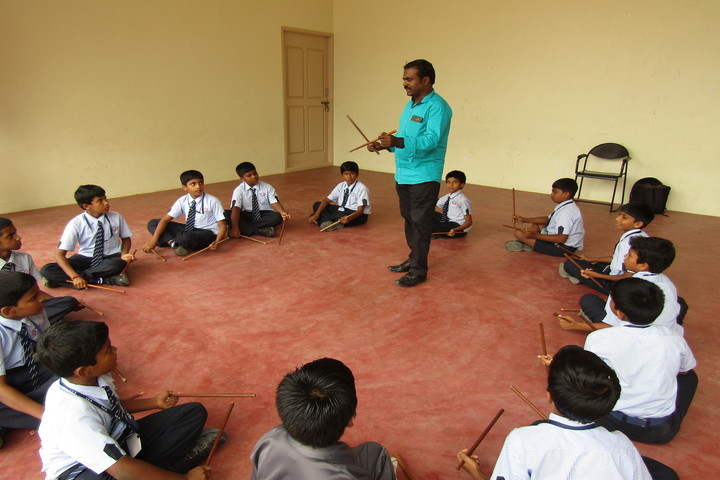 V E S Model Convent-Music Class
