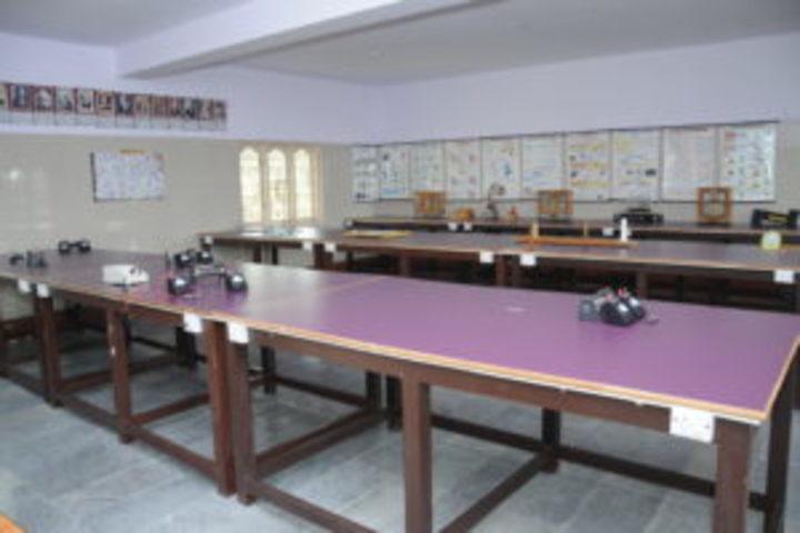V E S Model Convent-Physics Lab