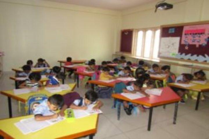 V E S Model Convent-Primary Class Room