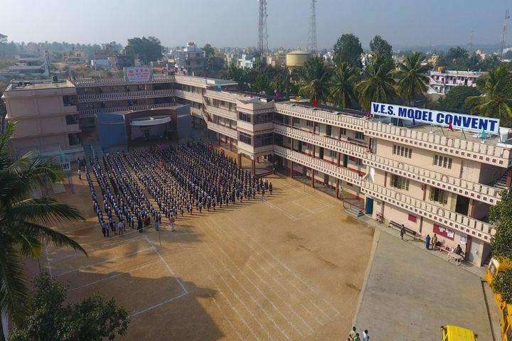 V E S Model Convent-School Campus