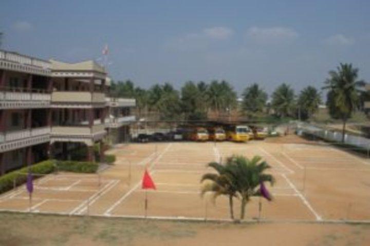 V E S Model Convent-School Play Ground