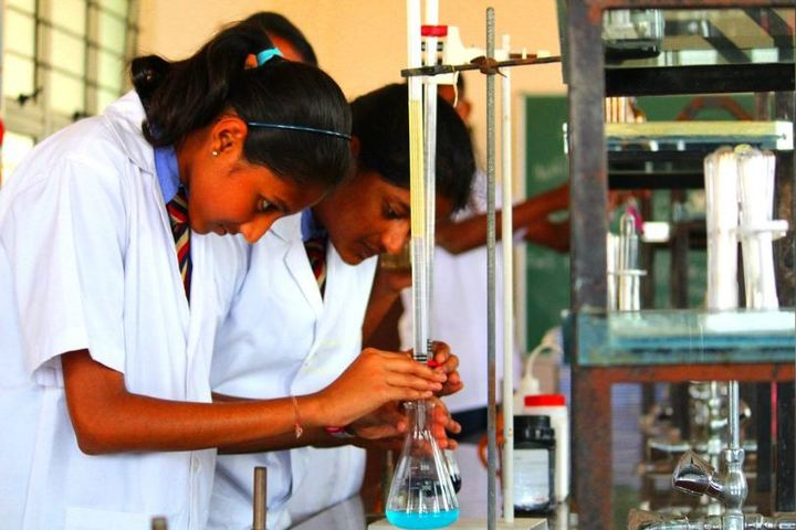 St Marys International School-Chemistry Lab