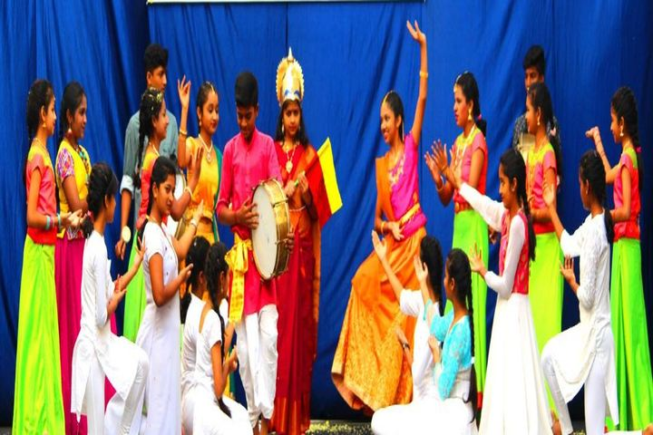 St Marys International School-Drama