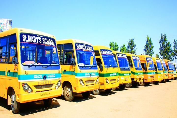 St Marys International School-Transportation