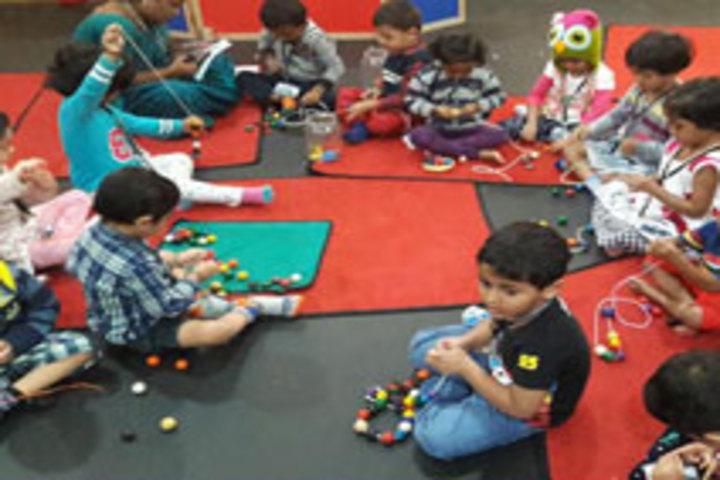 Gopalan International School-Activity Room