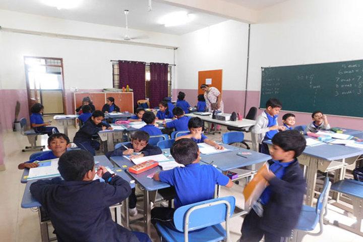 Gopalan International School-Maths Lab