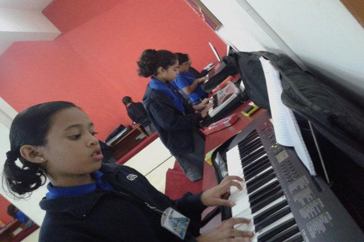 Gopalan International School-Music Class