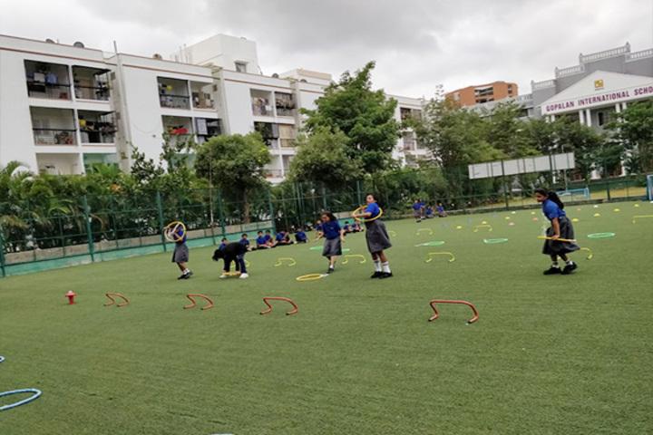 Gopalan International School-Obstacle  Race
