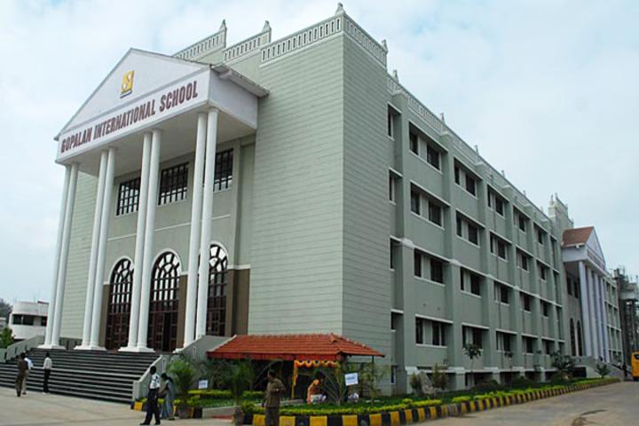 Gopalan International School-School Campus