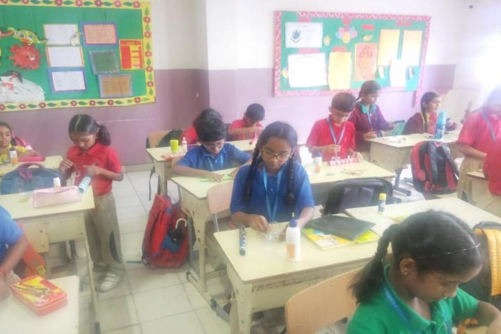 Gopalan National School-Activity