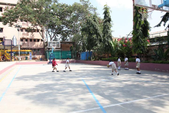Gopalan National School-Basket Ball Court