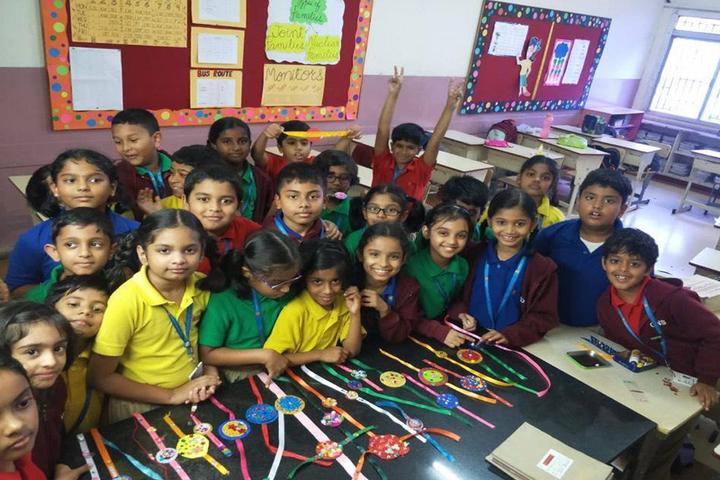 Gopalan National School-Creative Work