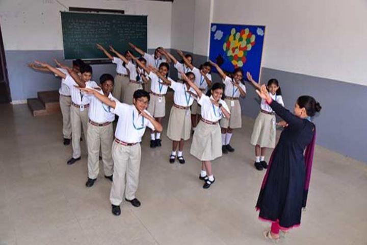 Gopalan National School-Dance Class